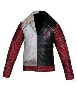 Carlos Descendants Cameron Boyce Shearling Jacket