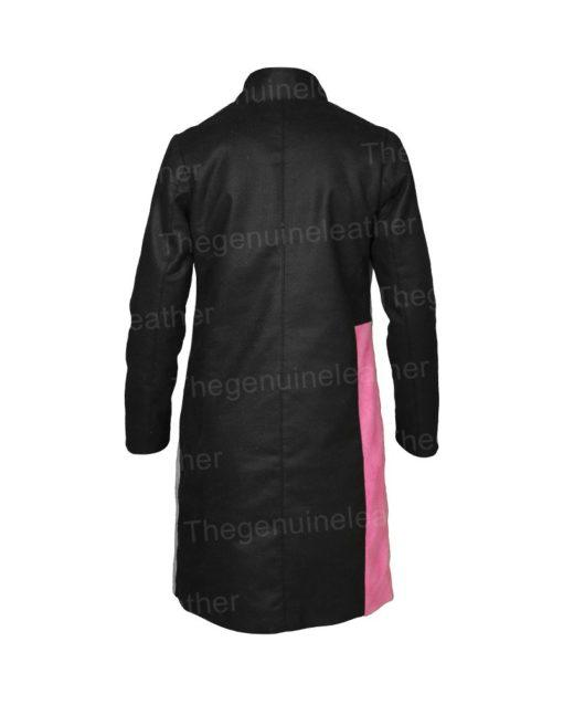 Emily Cooper Color Block Coat