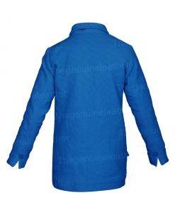 Emily Cooper Emily In Paris Blue Coat