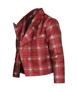 Emily In Paris Emily Cooper Red Jacket