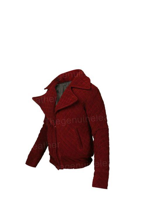 Emily In Paris Emily Cooper Velvet Jacket
