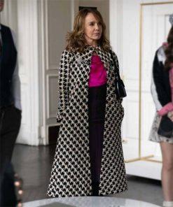 Emily in Paris Sylvie Trench Coat