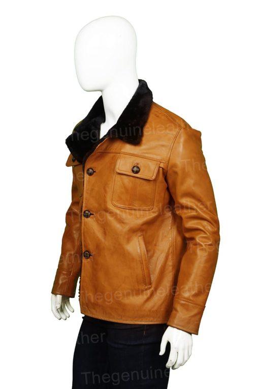 Fargo Dodd Gerhardt Leather Jacket