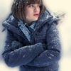 Fargo Greta Grimly Shearling Jacket