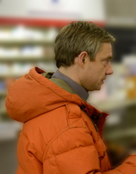 Fargo Lester Nygaard Hooded Jacket