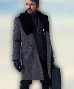 Fargo Lorne Malvo Trench Coat