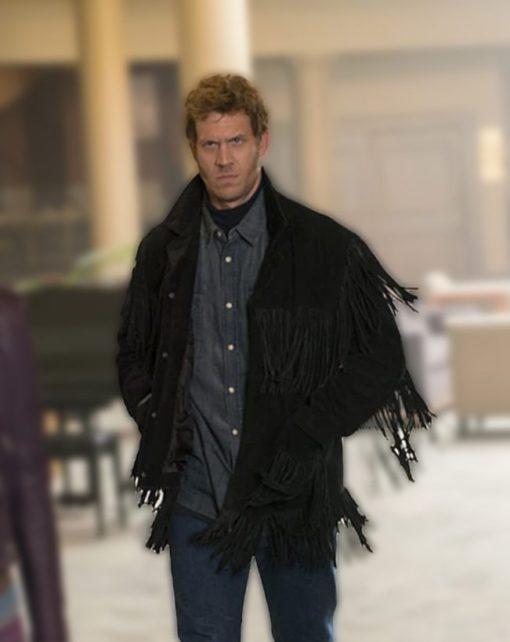 Fargo S03 Mr Wrench Black Fringe Jacket