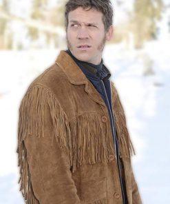 Fargo S03 Mr Wrench Brown Fringe Jacket