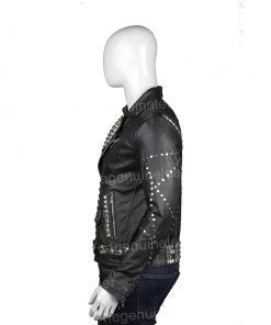 Mens Studded Jacket