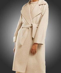 Lily Rabe The Undoing Sylvia Steineitz Coat
