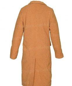 Love, Guaranteed Susan Whitaker Camel Coat