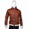 RAF B3 Aviator Flight Bomber Leather Jacket
