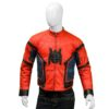 Spiderman-Homecoming-Peter-Parker-Leather-Jacket