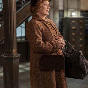 Supernatural S15 Mrs Butters Brown Coat