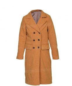 Susan Whitaker Love, Guaranteed Camel Coat