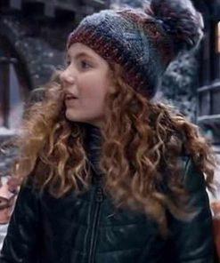 The Christmas Chronicles 2 Kate Green Jacket