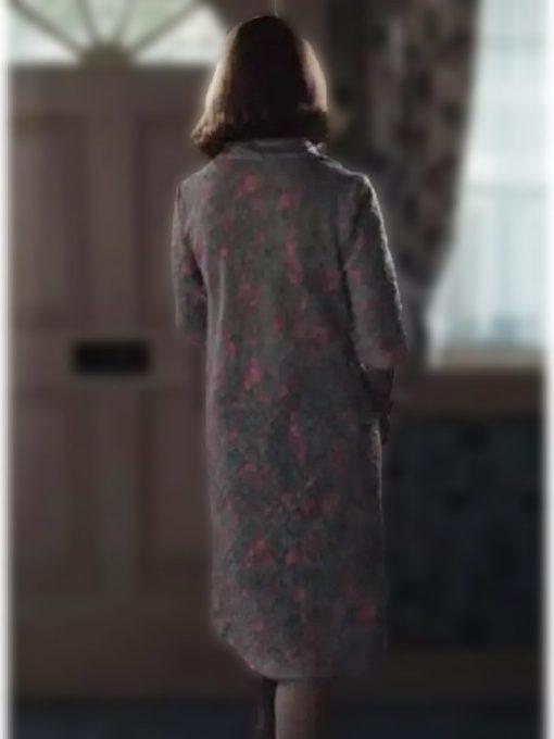 The Queen's Gambit Beth Harmon Quilted Coat