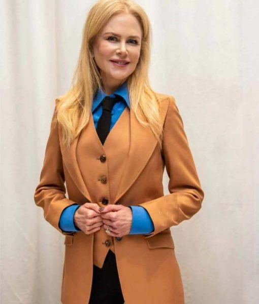 The Undoing Nicole Kidman Suit