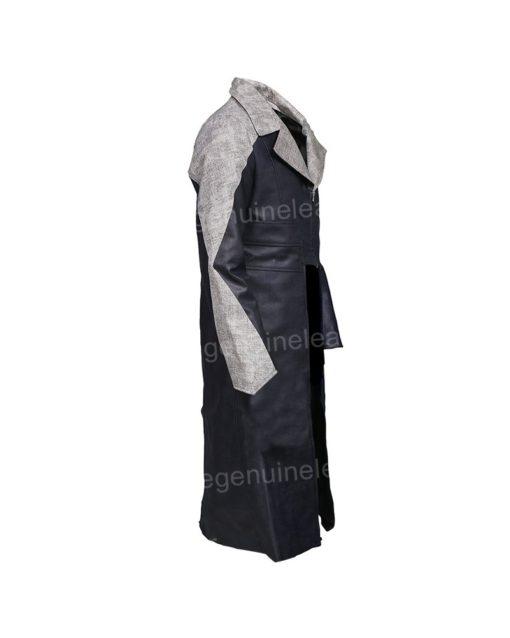 Killer Frost The Flash Season 3 Black Trench Coat