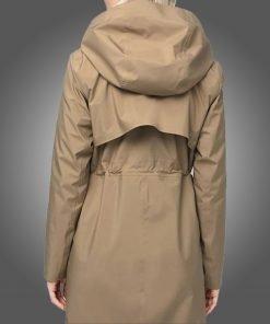 Melinda Monroe Beige Coat