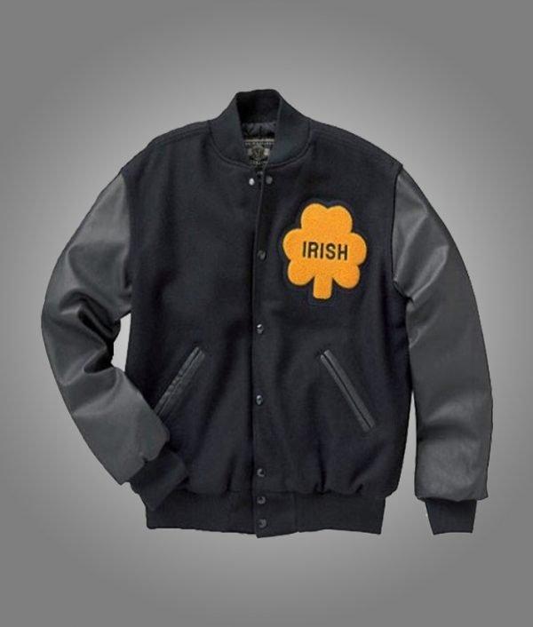 Notre Dame Rudy Irish Jacket