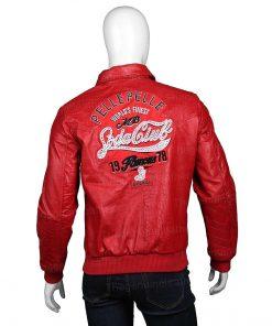 Pelle Pelle Red Leather Jacket