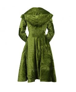 The Undoing Grace Sachs Green Coat