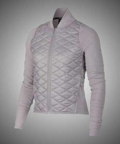 Virgin River Melinda Monroe Grey Quilted Jacket