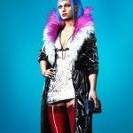 Cyberpunk 2077 Evelyn Trench Coat