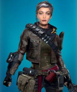 Nomad Cyberpunk 2077 Cropped Jacket
