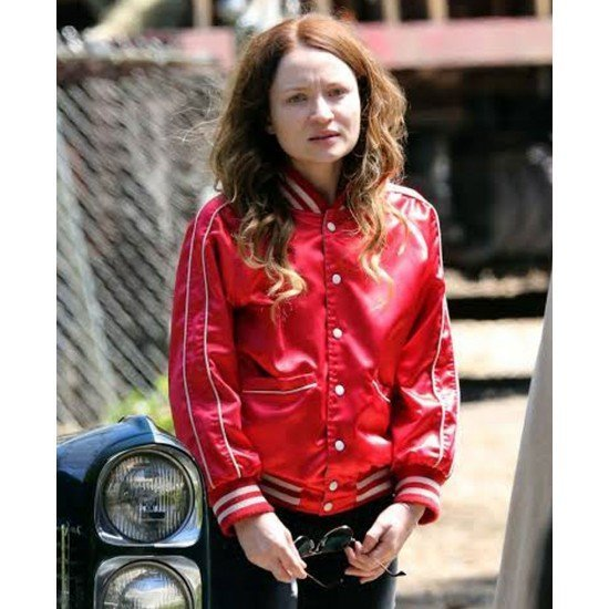 American Gods Laura Moon Bomber Jacket