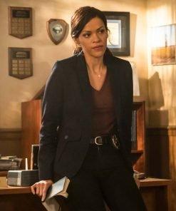Nancy Drew Detective Karen Hart Black Blazer