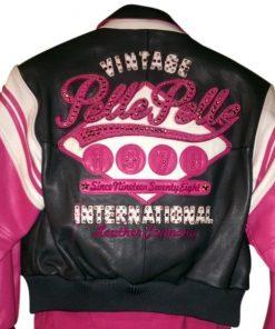 Pelle Pelle 1978 Pink Jacket