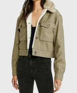 Allegra Garcia The Flash Sherpa Jacket