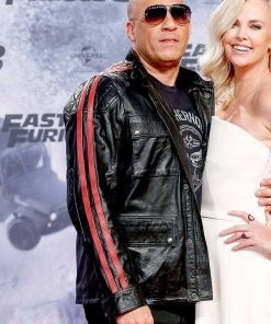 Fast and Furious 9 Vin Diesel Premiere Jacket