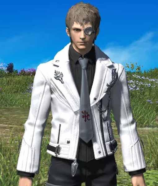 Final Fantasy 14 Scion Adventurer's Jacket