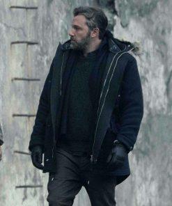Justice League Bruce Wayne Coat