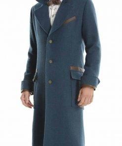 Newt Scamander Fantastic Beasts 2 Coat