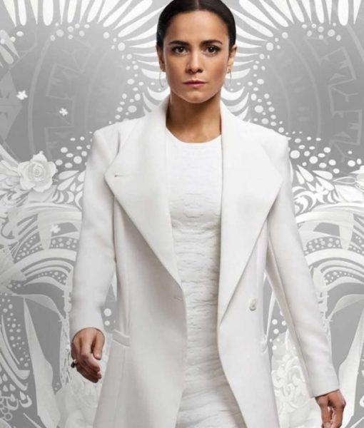 Queen of The South Teresa Mendoza White Coat