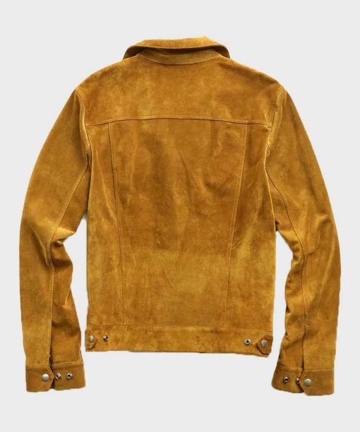 Riverdale Archie Andrews Brown Suede Jacket