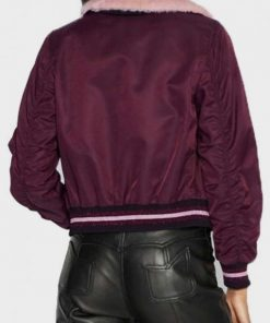 Riverdale S04 Betty Cooper Fur Jacket