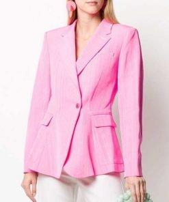 Riverdale S05 Cheryl Blossom Pink Blazer