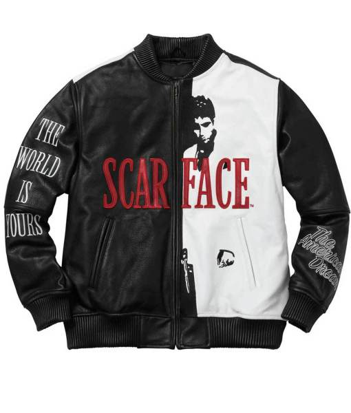 Scarface Jacket Bomber Jacket