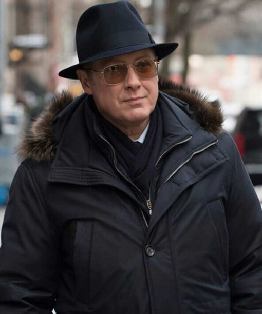 The Blacklist James Spader Parka Coat