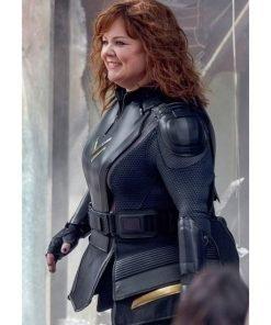 Thunder Force Lydia Black Jacket