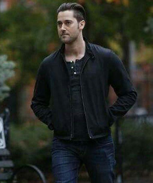 Tom Keen The Blacklist Black Jacket