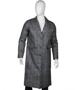 Virgin River Joey Barnes Trench Coat