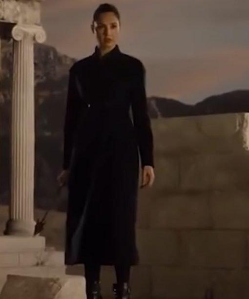 Zack Snyders Justice League 2021 Black Coat