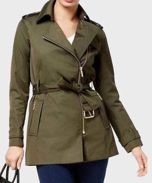 Alice Cooper Riverdale Green Jacket