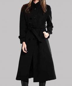 Batwoman Sophie Moore Black Coat